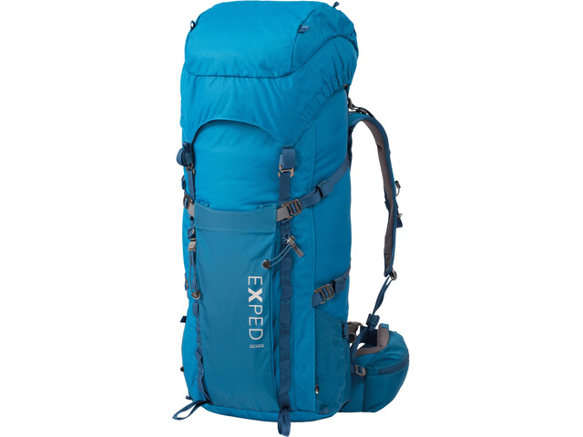 Exped Explore 60 Backpack deep sea blue